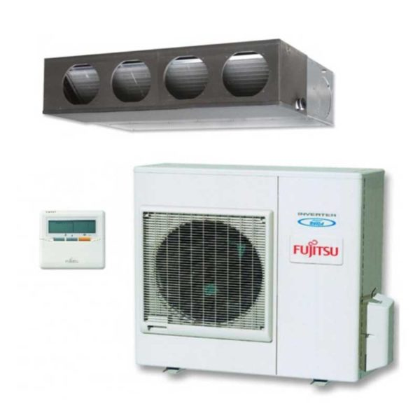 Conductos Fujitsu ACY 100 UIA-LM