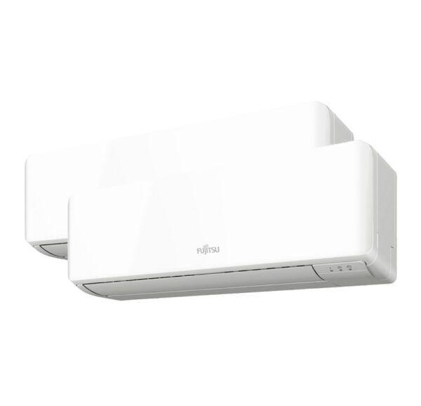 Multi Split 2X1 Fujitsu ASY 25 MI-KM (X2) + AOY 50 Ui-KB R32