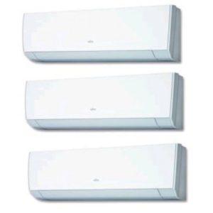 Multi Split 3X1 Fujitsu ASY 25 UI-LM(X2) + ASY 35-LM + AOY 71 Ui-MI3