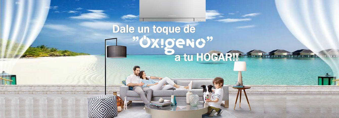 oxigeno slider