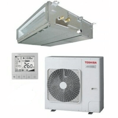 Conductos Toshiba INVERTER SPA 110 R32