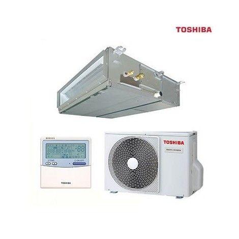 Conductos Toshiba SPA INVERTER 80 R32