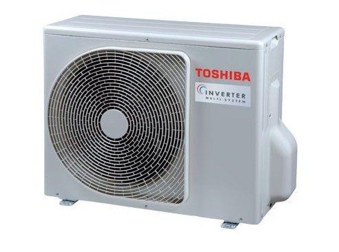 Multi Split 2×1 Toshiba Seiya 10 + Seiya 10 R32