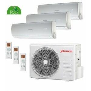 ¡SUPER PRECIO! Multi Split 3X1 Johnson J4FM80 +  JT35NT  + 2 x JT25NT  R-32 CONSULTANOS